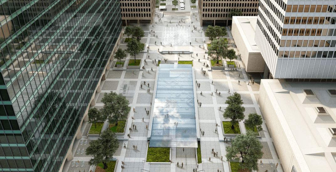 Place Ville Marie Esplanade to undergo a $200 million makeover