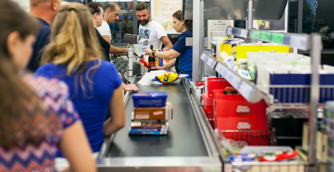 Google now providing real time updates on grocery store checkout lines