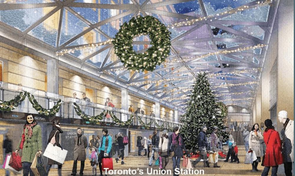 Union Station Holiday