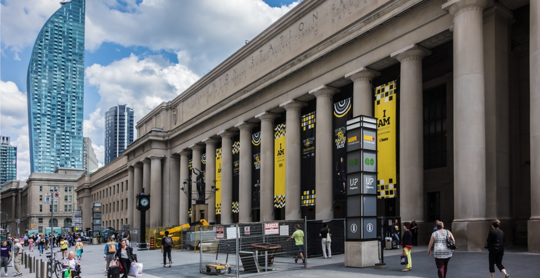 Union Station is finally unveiling its new food and retail next week