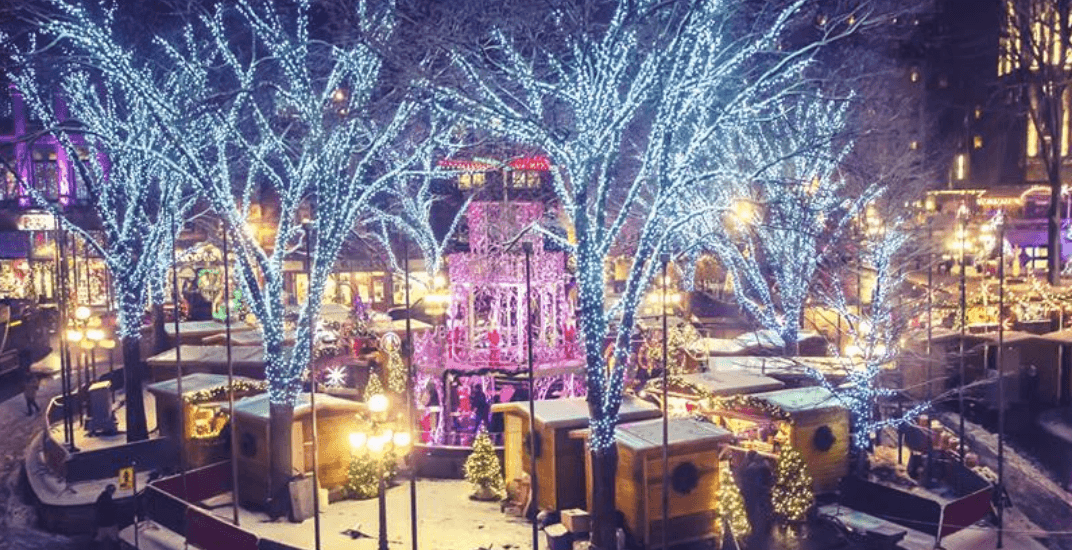 This Christmas market is worth the road trip from Montreal