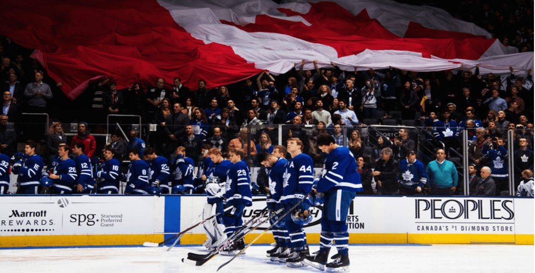 Toronto Maple Leafs announce major partnership with Marriott International