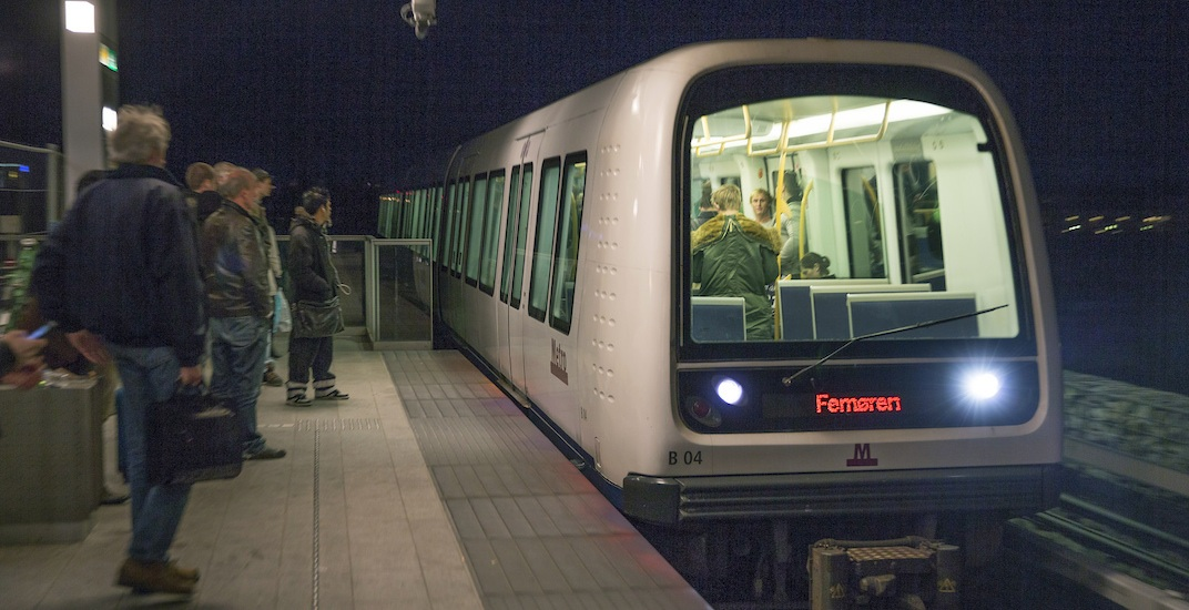 Opinion: 24/7 SkyTrain service is possible if Vancouver follows the Copenhagen Metro