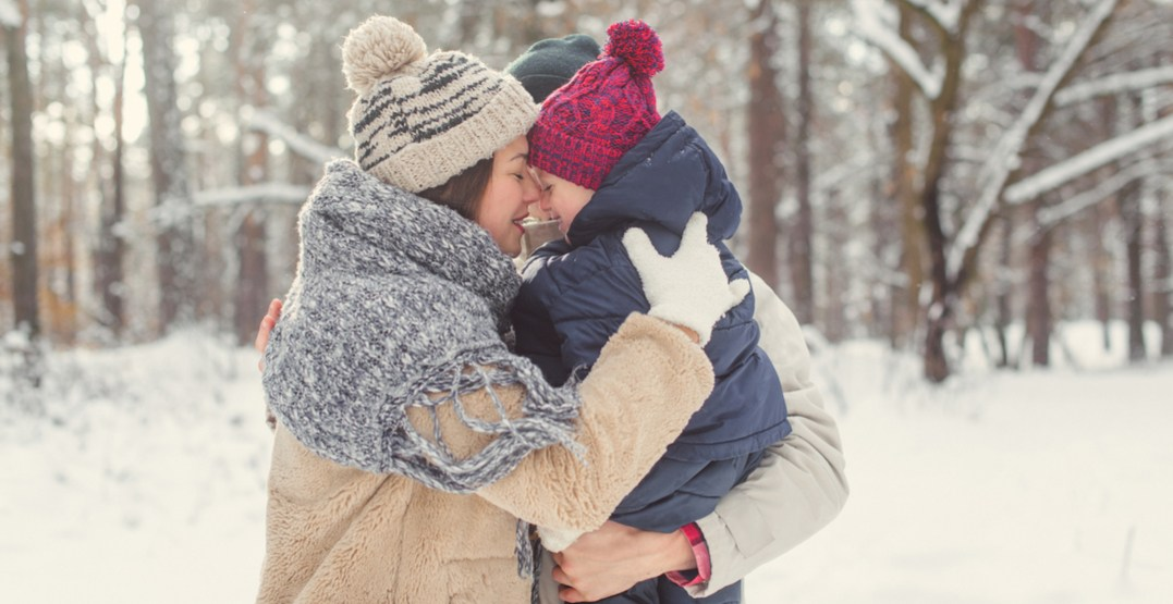 Canadian newcomers are getting a warm welcome this winter