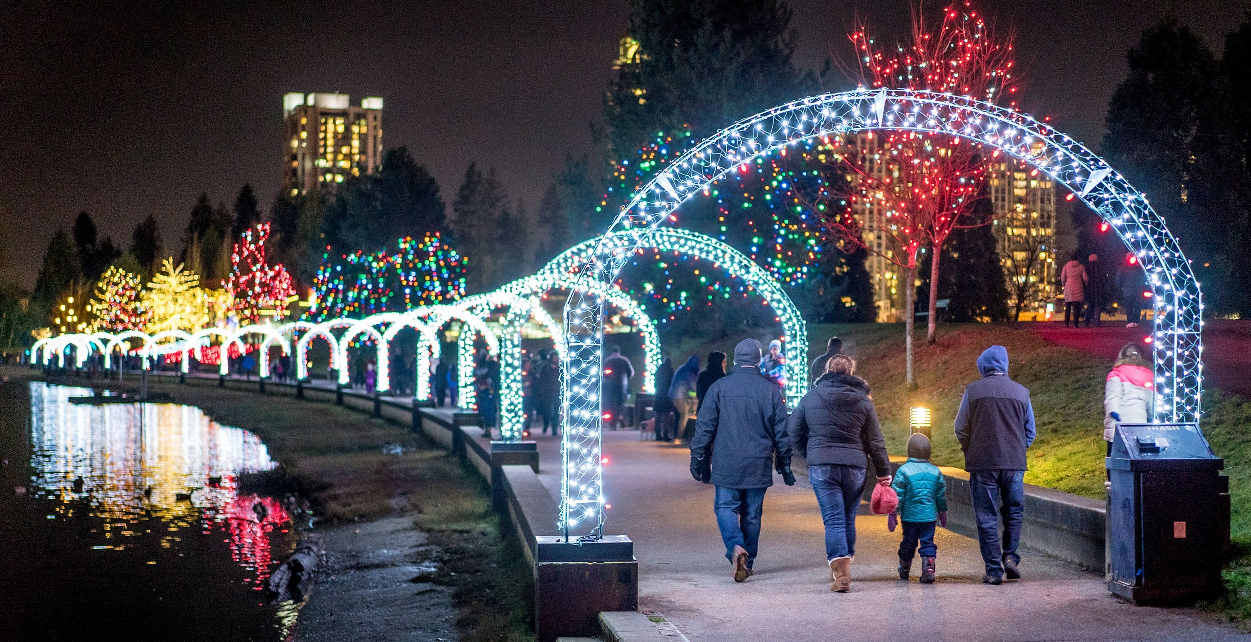 30 festive places to see Christmas lights in Metro Vancouver