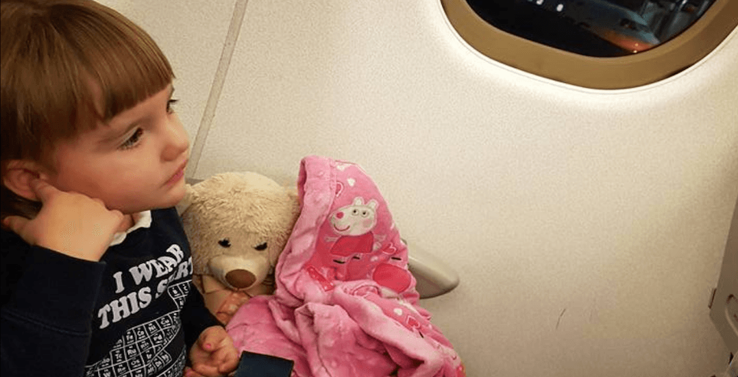 Canadian family turning to Toronto for help to find lost teddy bear