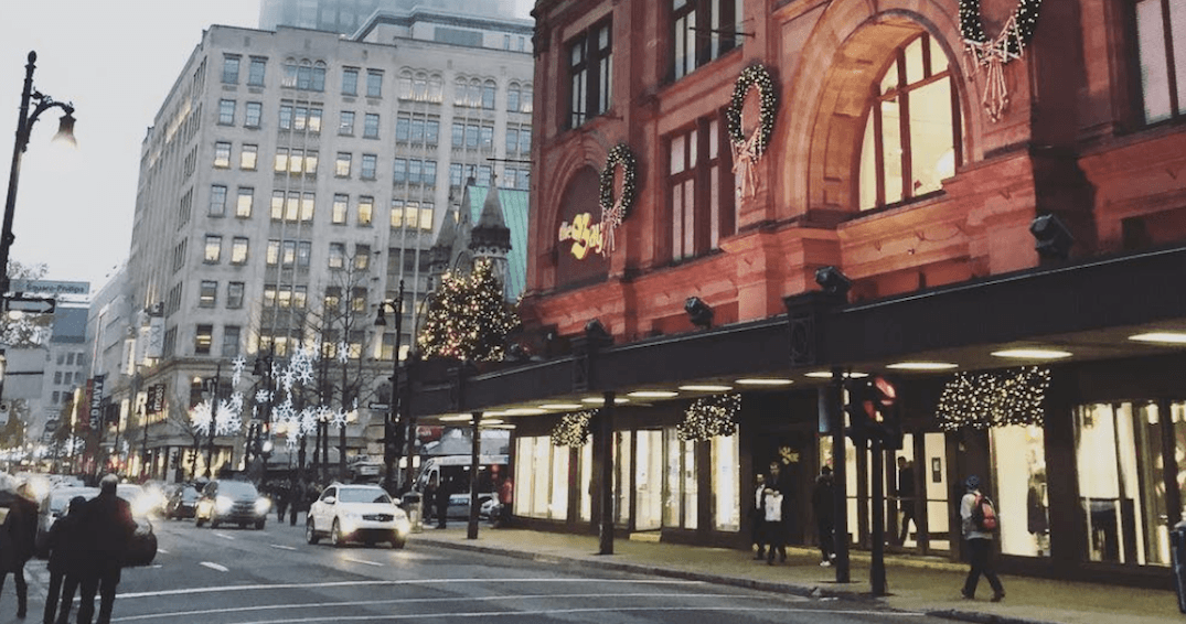 Sainte-Catherine Street West named 10th most expensive street in the Americas