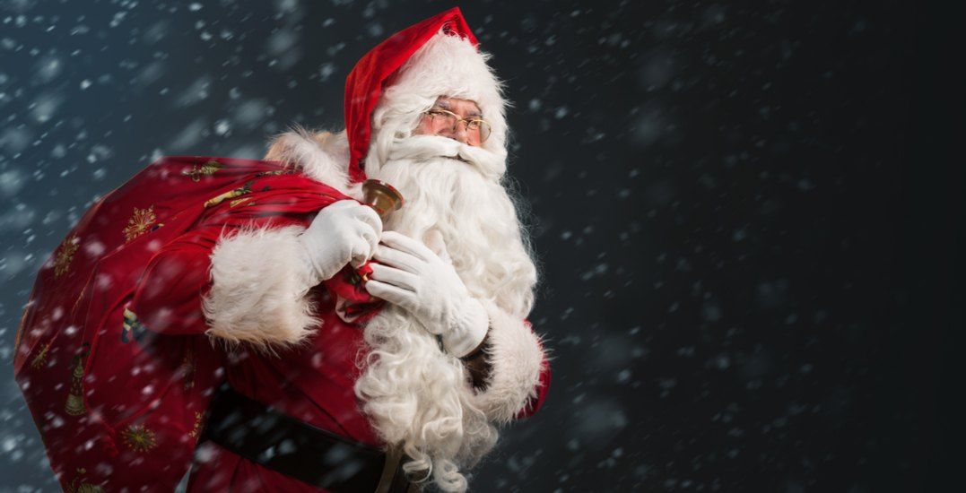 20 places to see Santa Claus in Toronto this holiday season