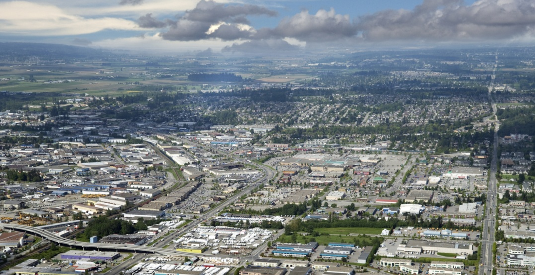 Langley city shutterstock