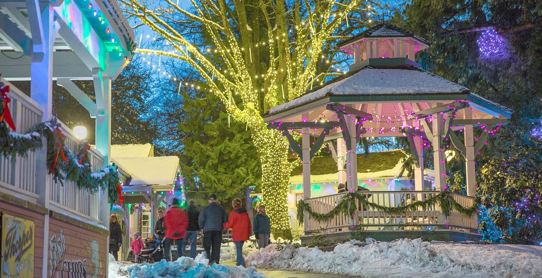 16 free things you can enjoy at Burnaby Village Museum on December 2