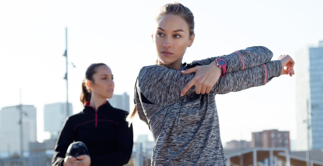 Morning run with a friend / Shutterstock