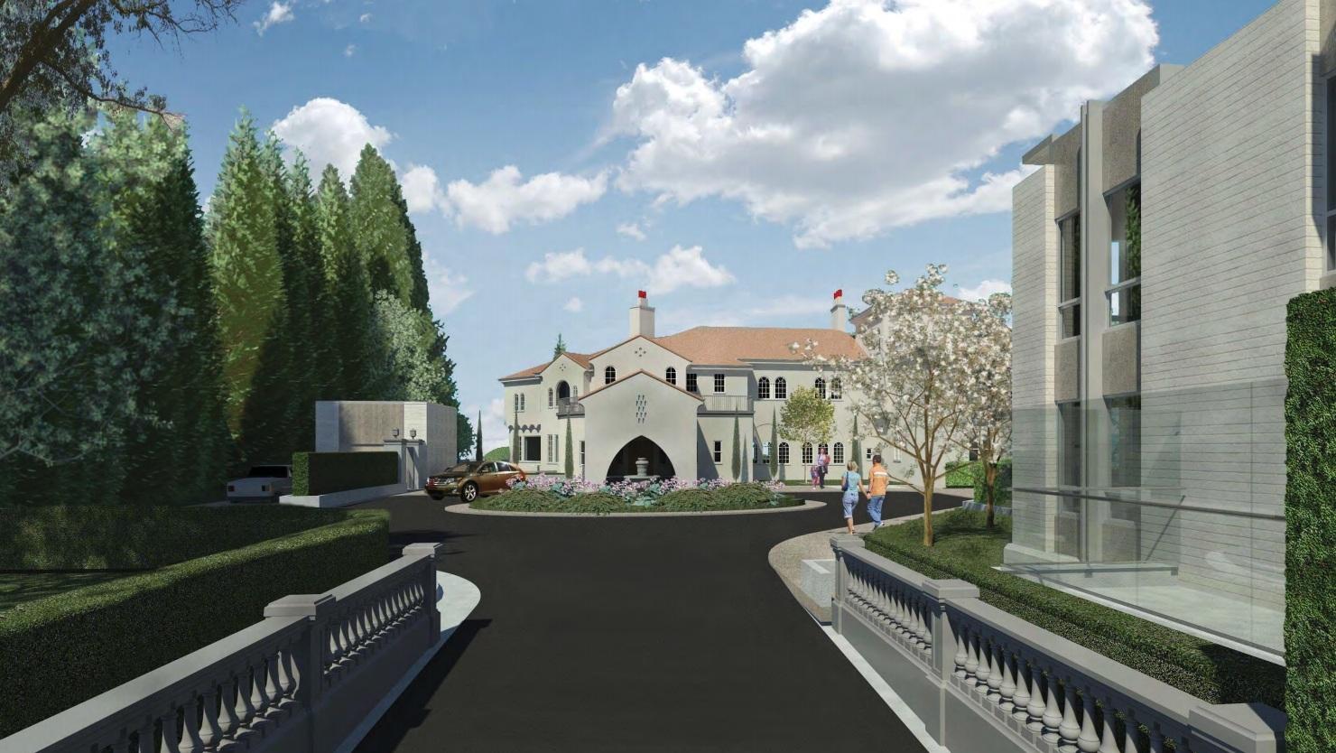 La Mia Casa Group vancouver approves plan to convert casa mia mansion into