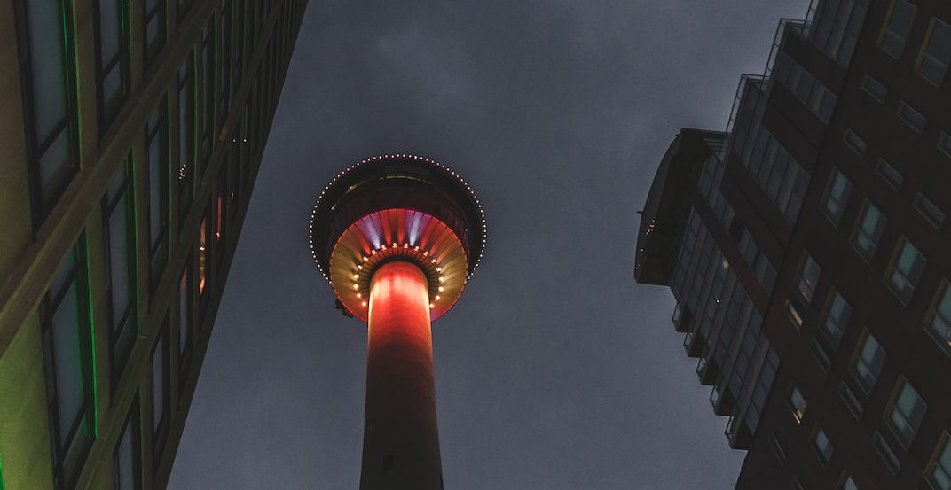 Calgary Tower closed indefinitely after 8 people trapped in elevator
