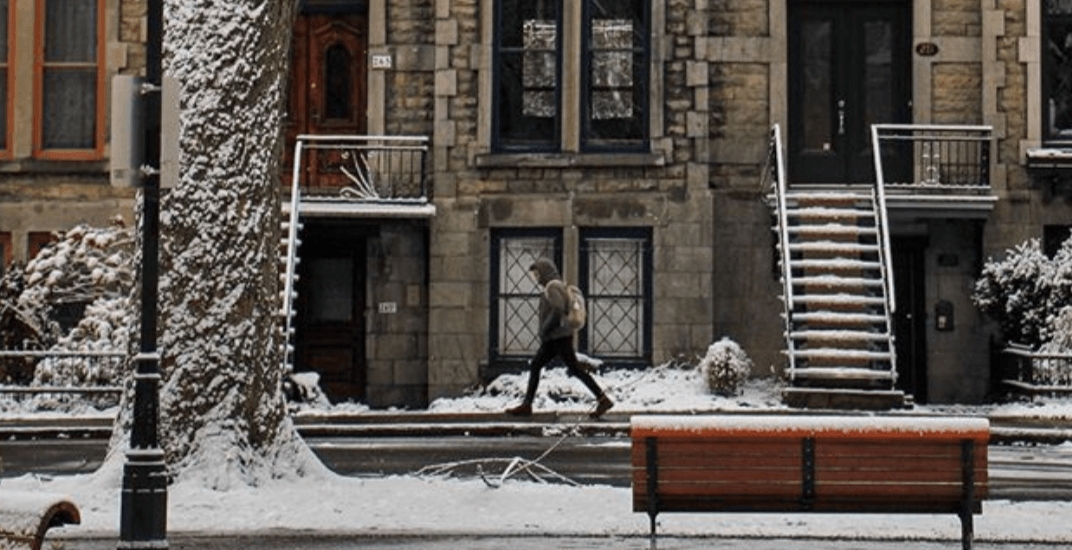 More snow on the way for Montreal this week