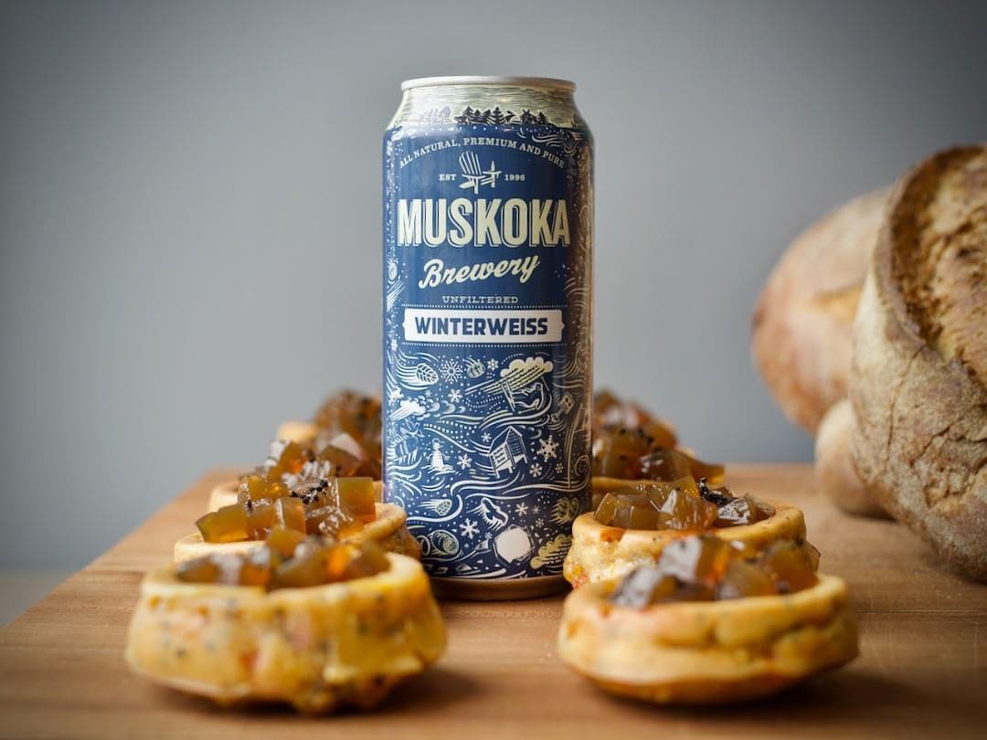 hoppy holidays muskoka beer