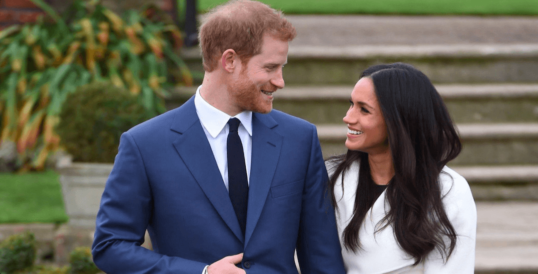 Meghan Markle wears Canadian designer to engagement announcement, crashes their website