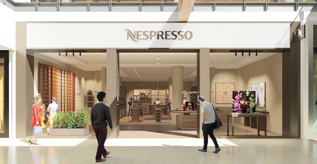 Nespresso to unveil fresh concept at its first Calgary location (PHOTOS)