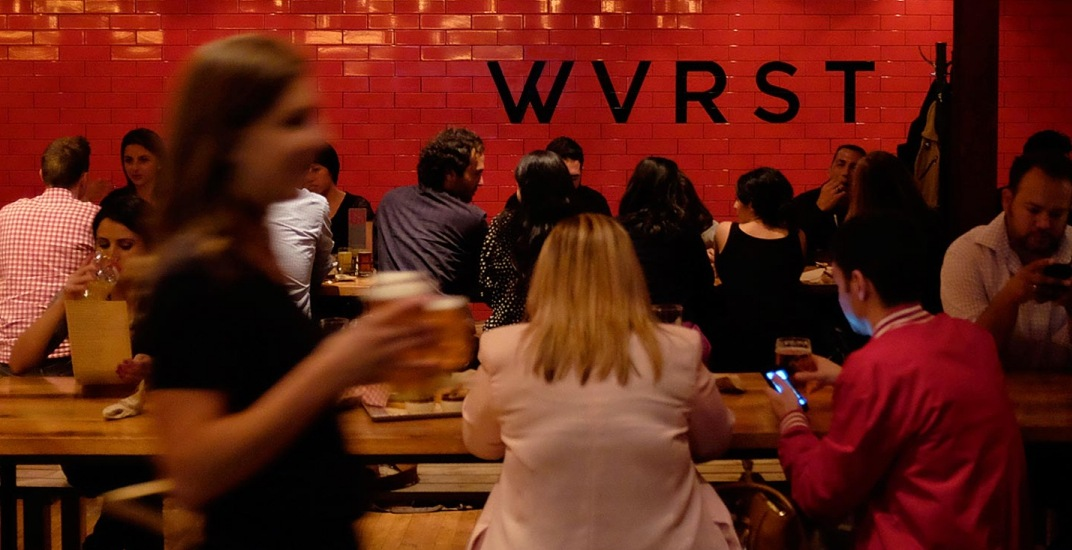 WVRST is opening a second beer (and sausage) hall in Union Station