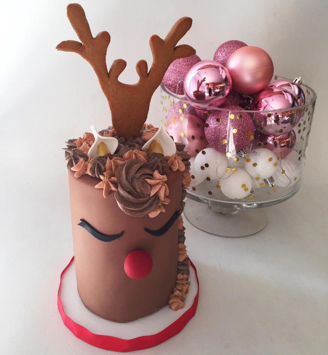 reindeer cakes