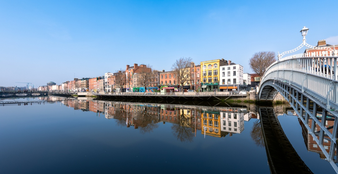 JOEY Restaurants are giving away a 5-day trip for 2 to Dublin (CONTEST)
