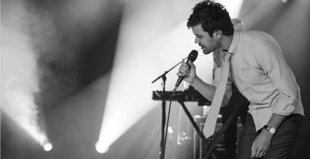 See Passion Pit at The Commodore in Vancouver this winter