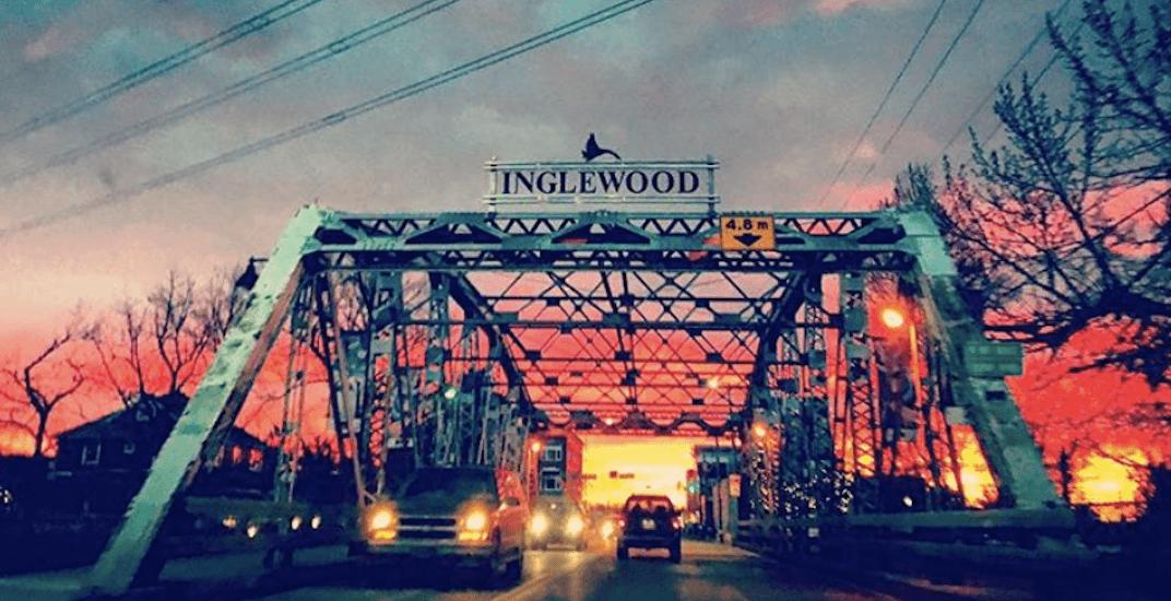 110-year-old Inglewood Bridge no longer allowing large trucks to cross