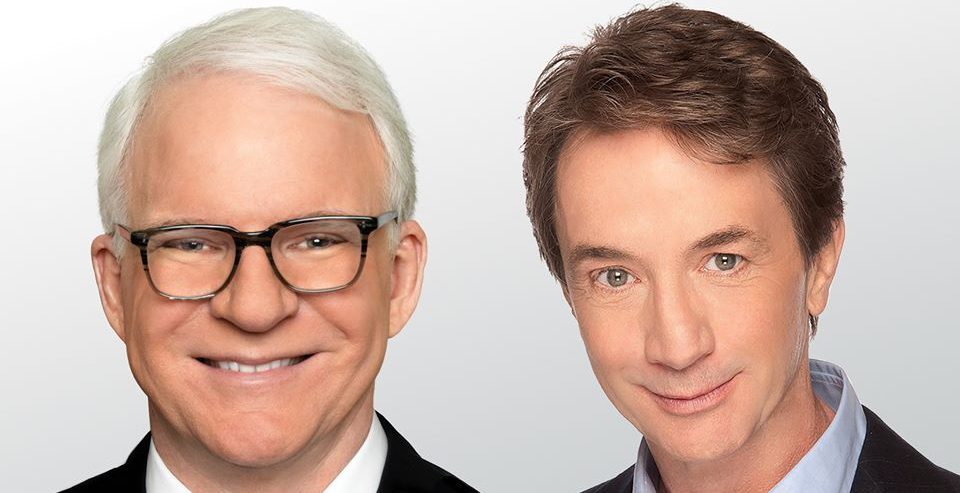 Steve Martin and Martin Short (Ticketmaster/Facebook)