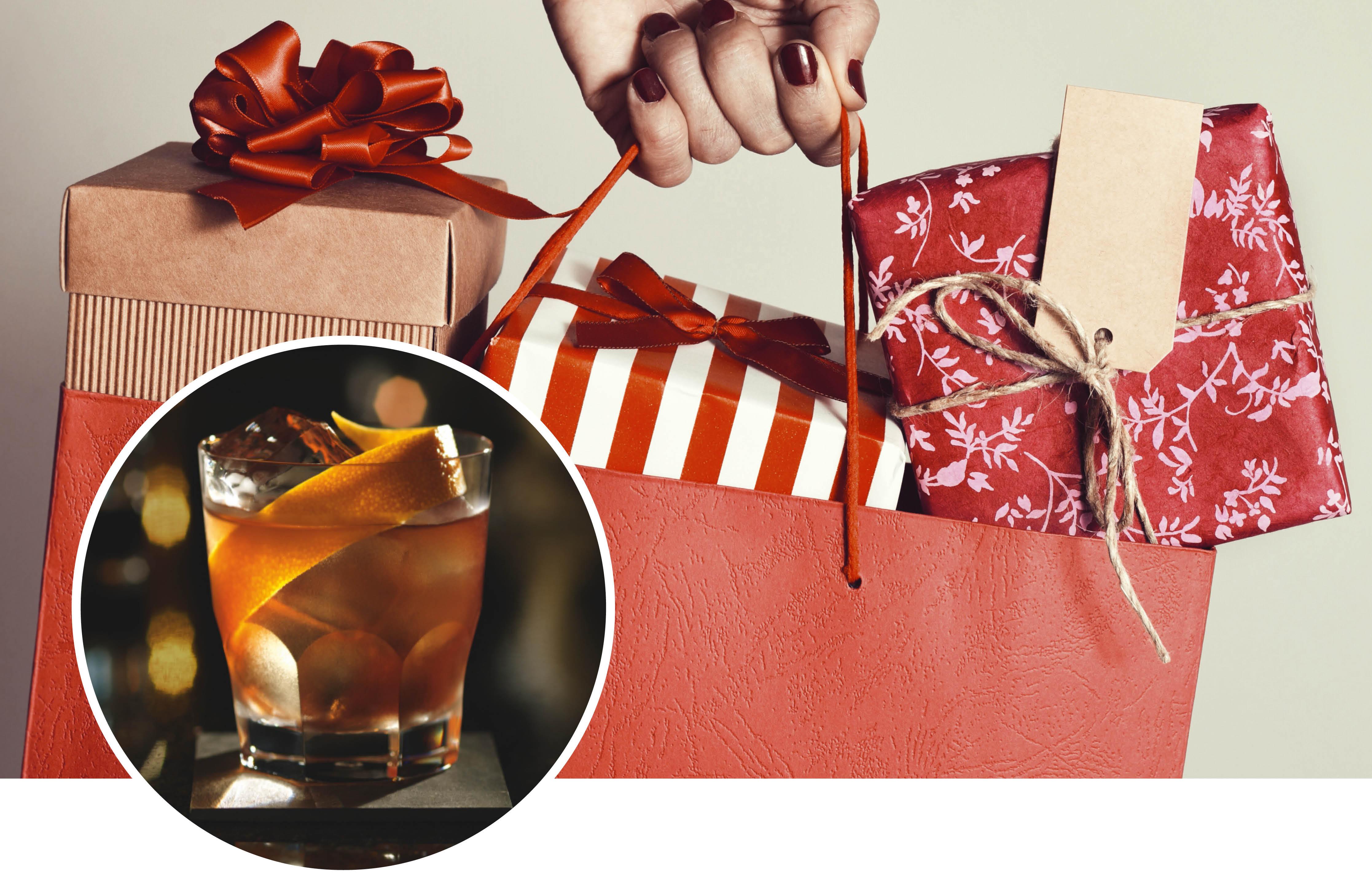 dewars cocktail