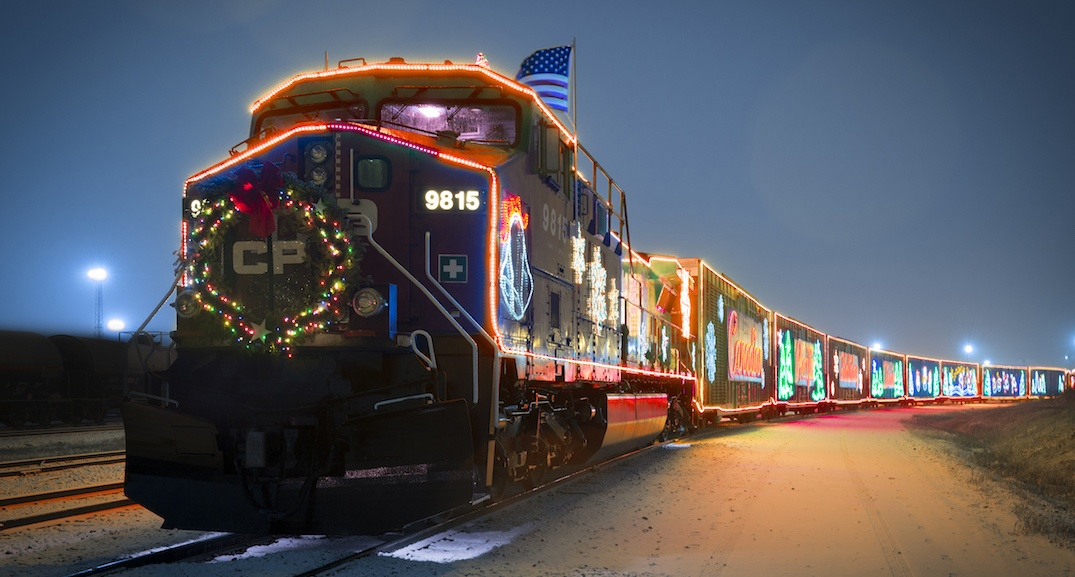 This year's CP Holiday Train raised nearly $1.5 million