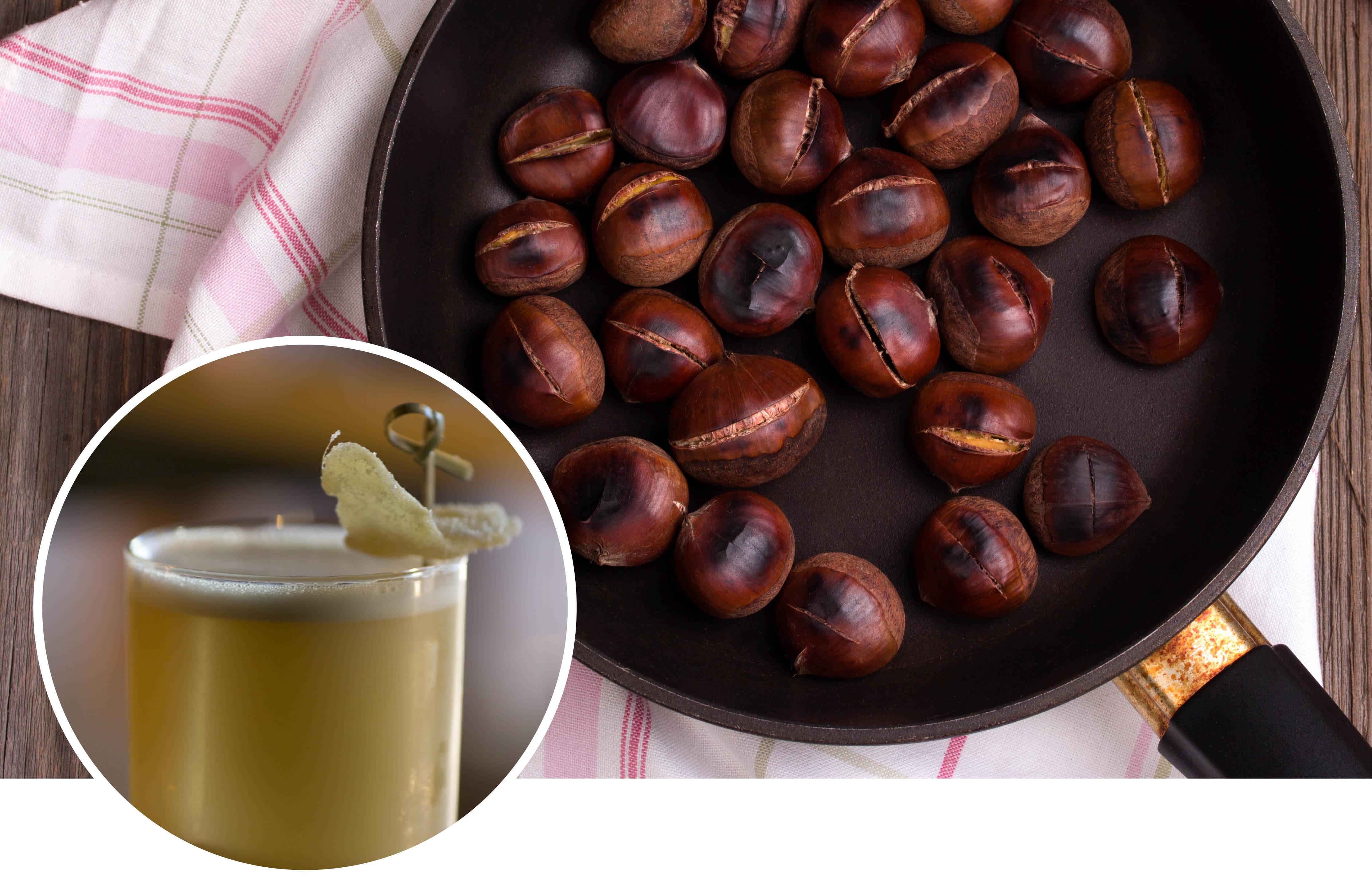 chestnuts winter cocktails