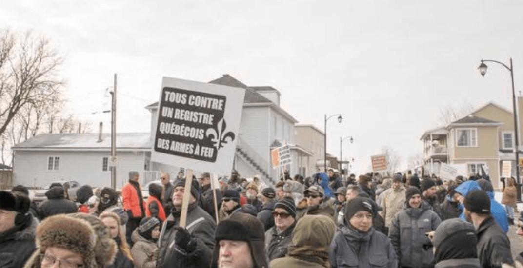 Quebec pro-gun rally will no longer be held at Polytechnique memorial