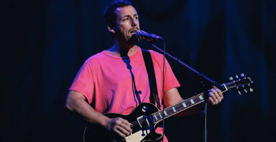 An Evening with Adam Sandler Vancouver 2018
