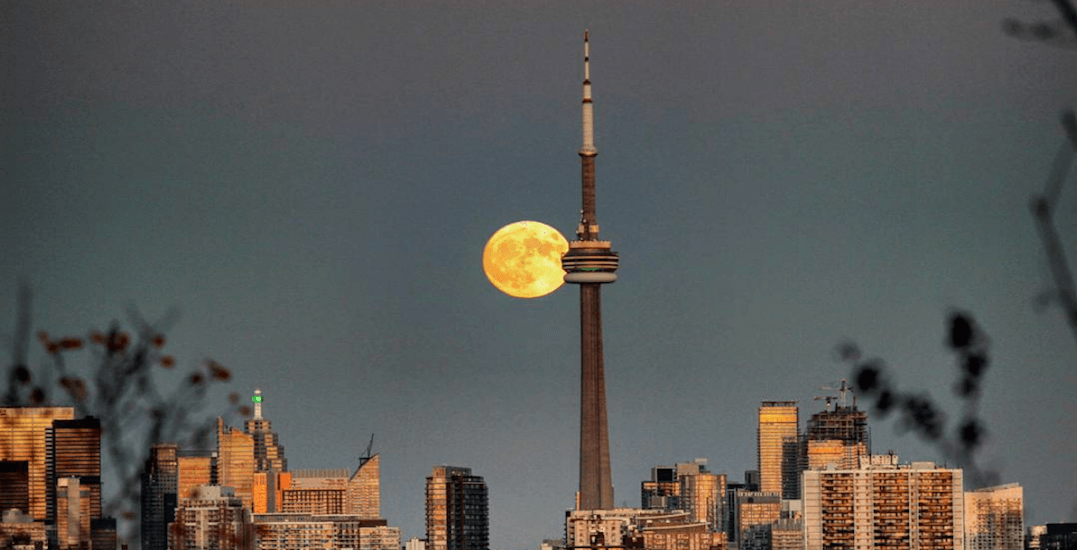 There's going to be a supermoon shining over Toronto this weekend