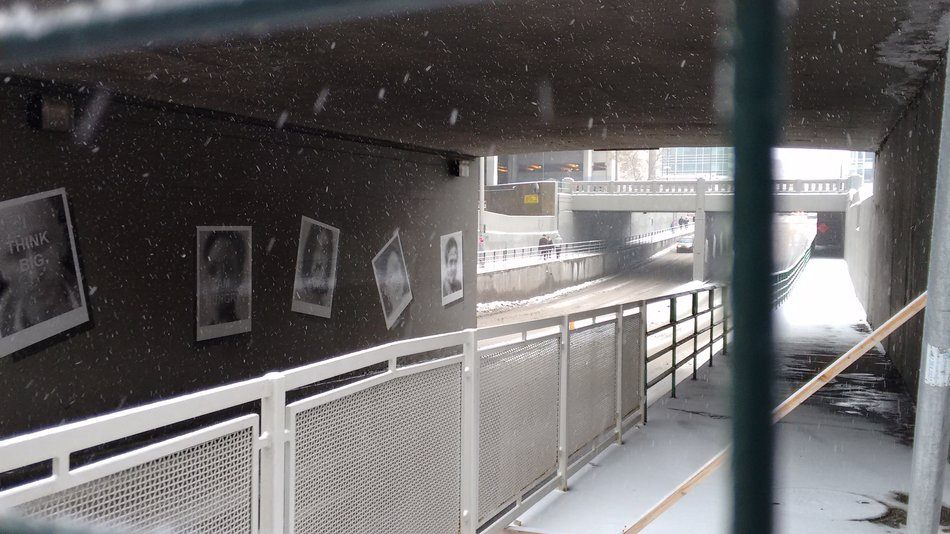Calgary artist Derek Besant apologizes for 4th Street Underpass photos
