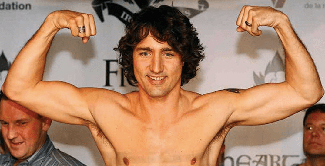 A Justin Trudeau 2018 calendar exists and you know you want it