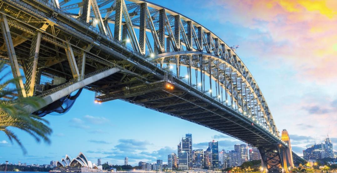 Sydney Harbour Bridge (pisaphotography/Shutterstock)