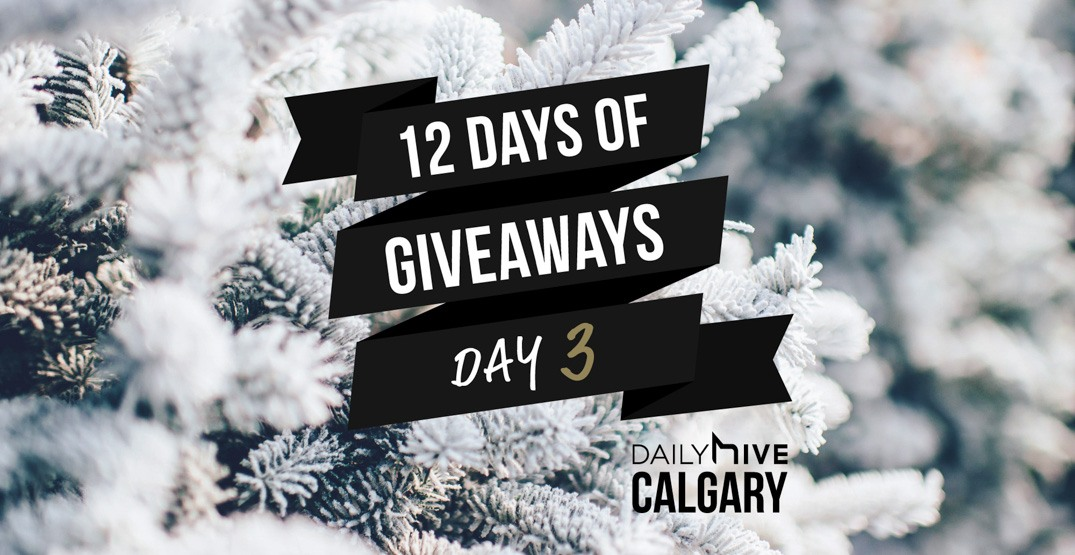 12 days of giveaways calgary 3