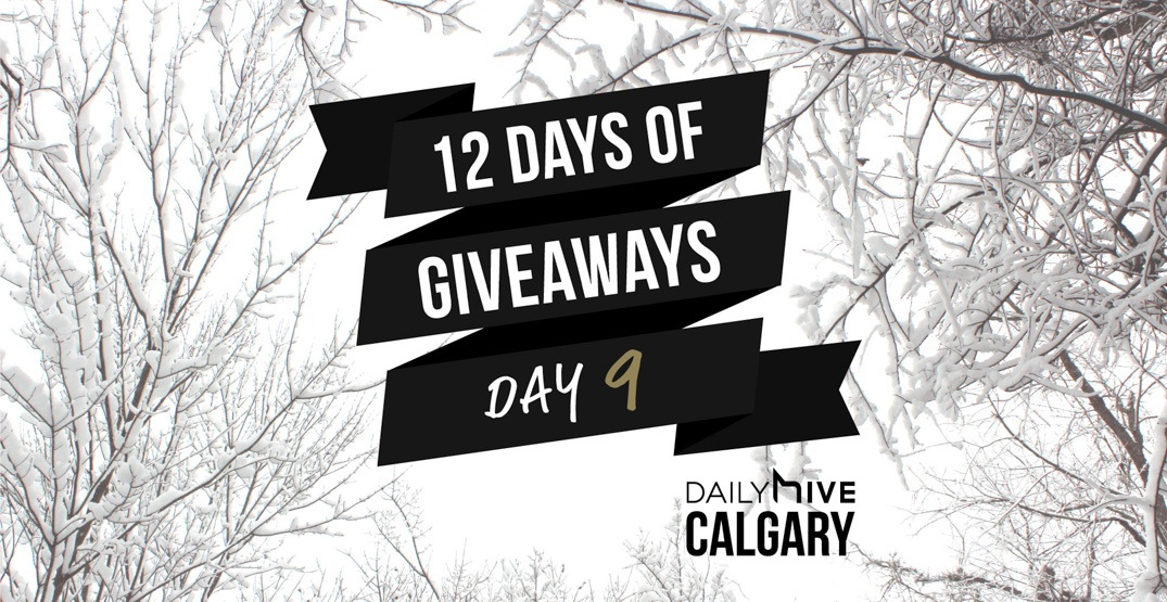 12 days of giveaways calgary 9