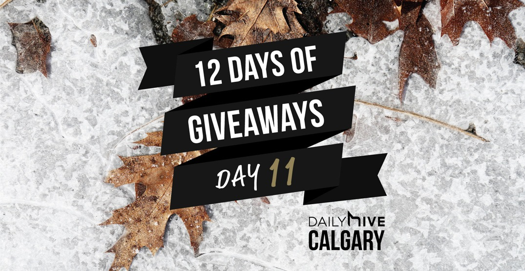 12 days of giveaways calgary 11