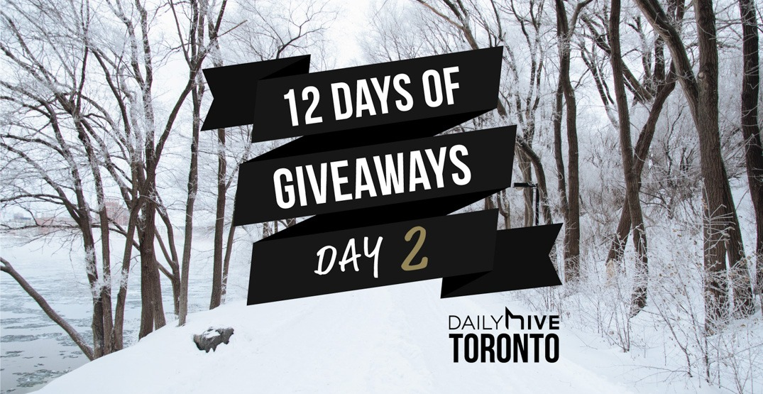 12 days of giveaways toronto 2