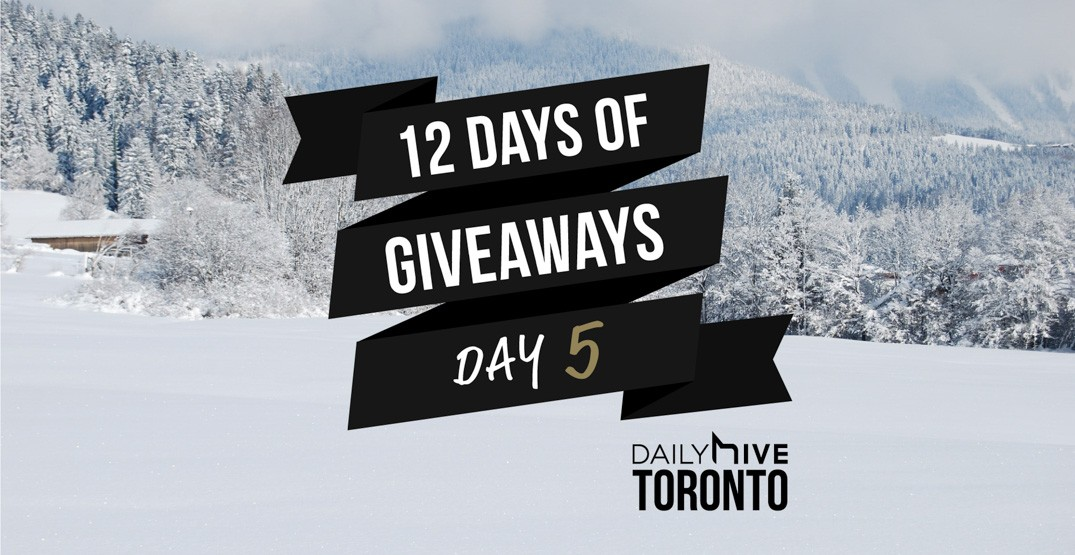 12 days of giveaways toronto 5