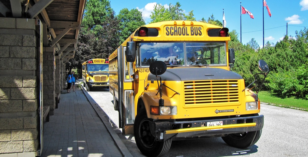 Province-wide strike leaves over 73,000 students without bus ride to school