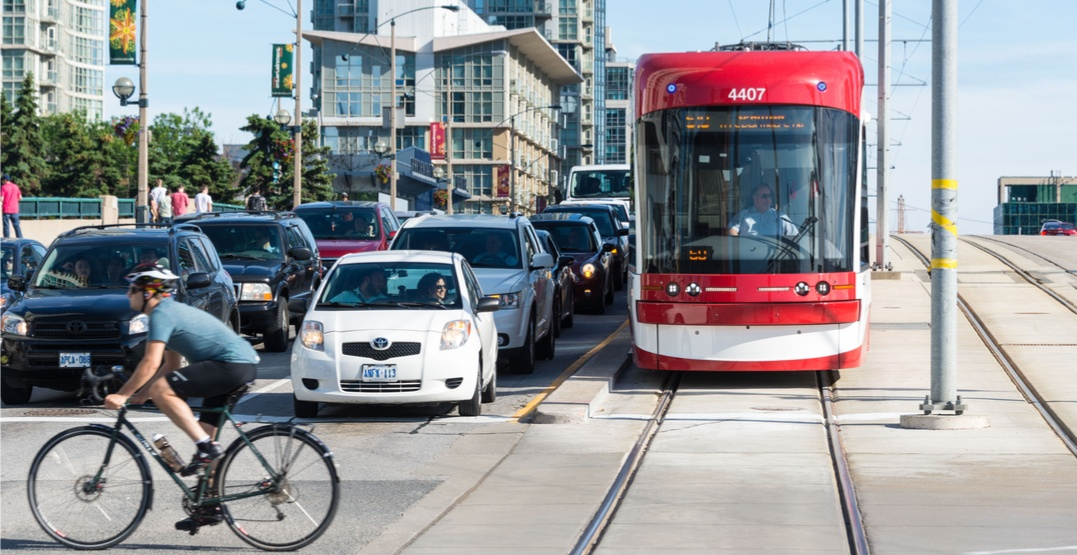 By the numbers: This is how people commute to work in Toronto