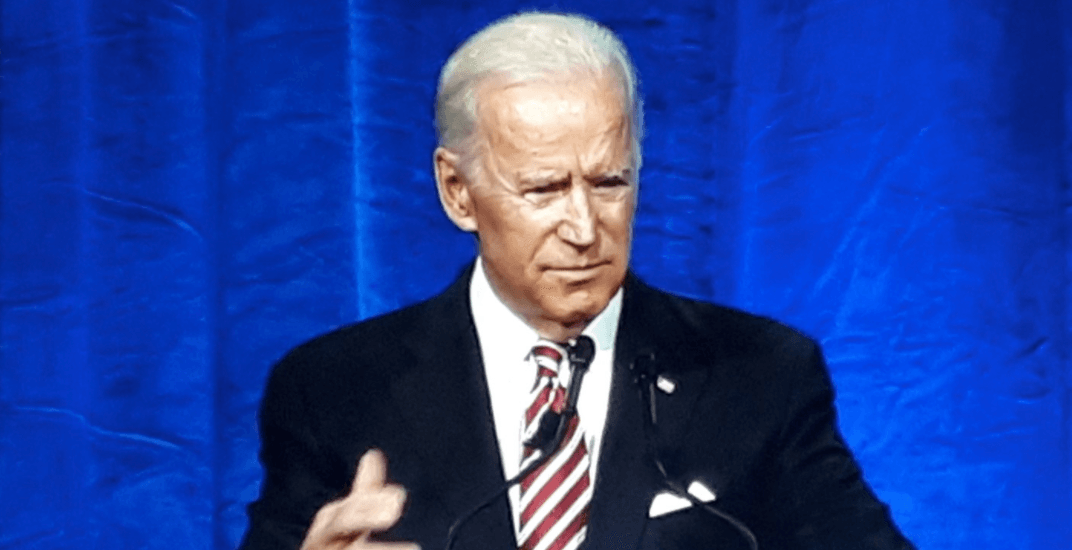 Joe Biden 'inspires' Valerie Plante at leadership conference in Montreal