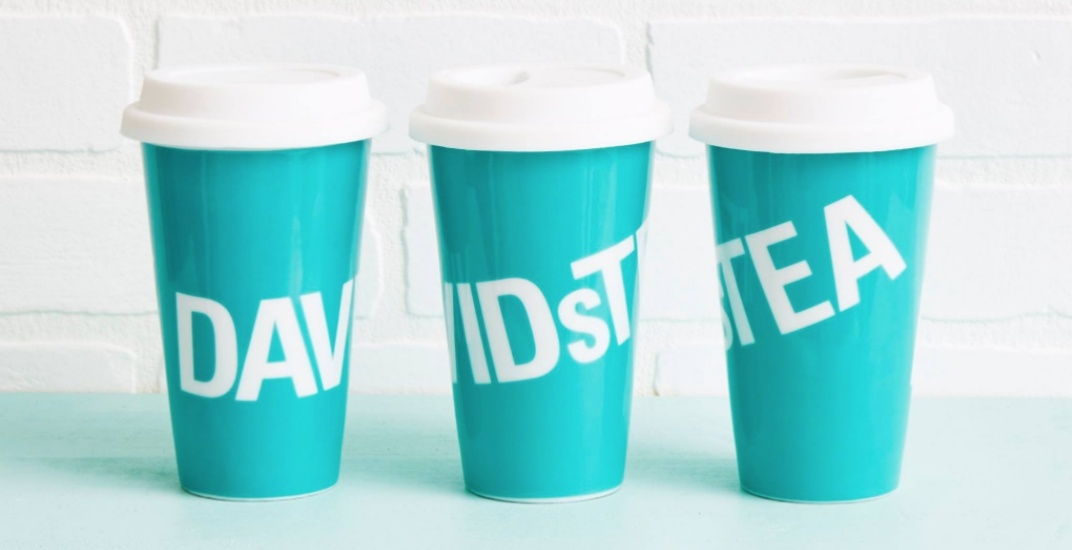 DavidsTea is coming soon to Loblaw grocery store shelves