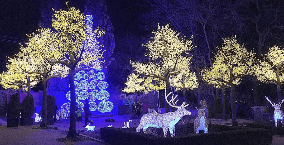 Casa Loma is transforming into a winter wonderland this weekend