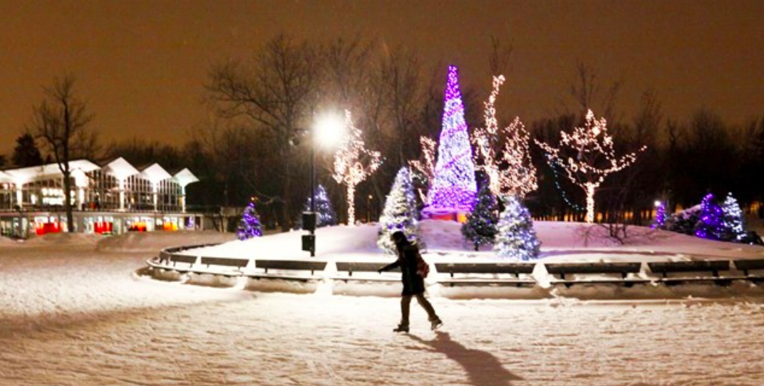 Mont Royal's artificial ice rink scheduled to open this weekend