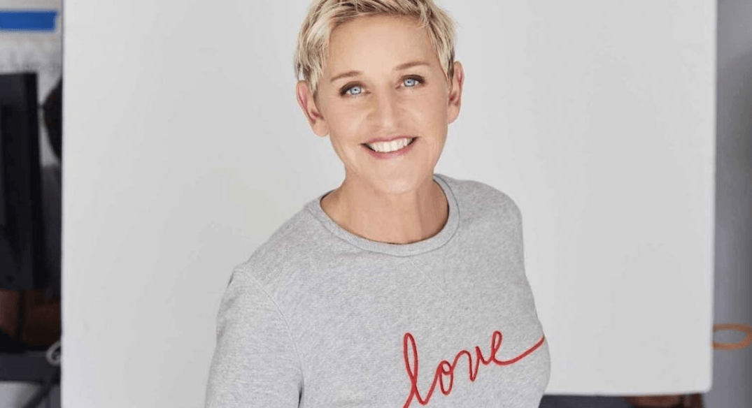 Ellen DeGeneres is coming to Calgary this spring
