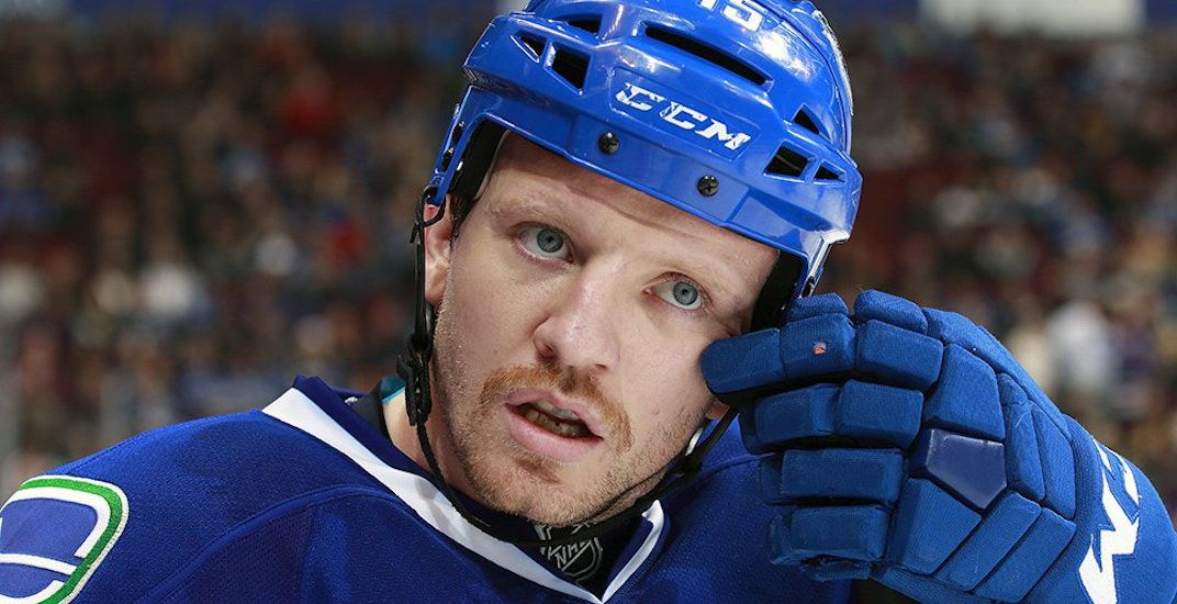 Canucks' Derek Dorsett forced to retire from hockey
