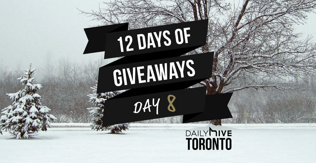 12 days of giveaways toronto 8